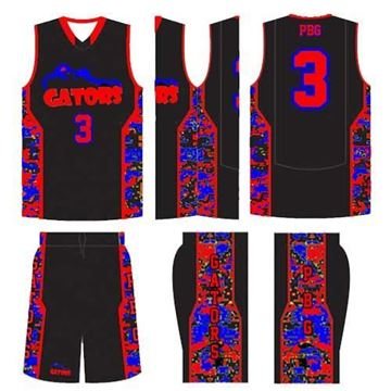 Picture of Basketball Kit PBG 550 Custom