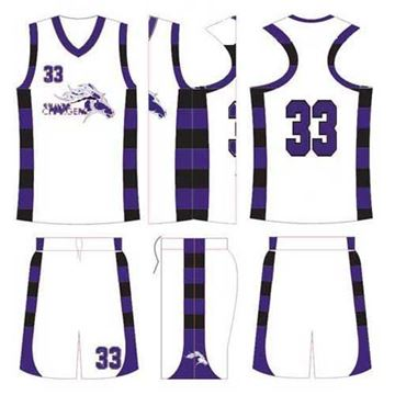 Picture of Basketball Kit CHR 517 Custom