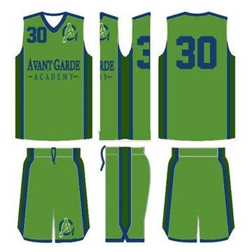 Picture of Basketball Kit AGA 512B Custom