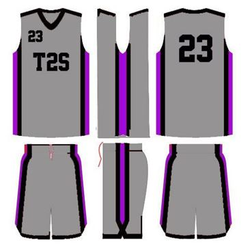Picture of Basketball Kit T2S 512 Custom