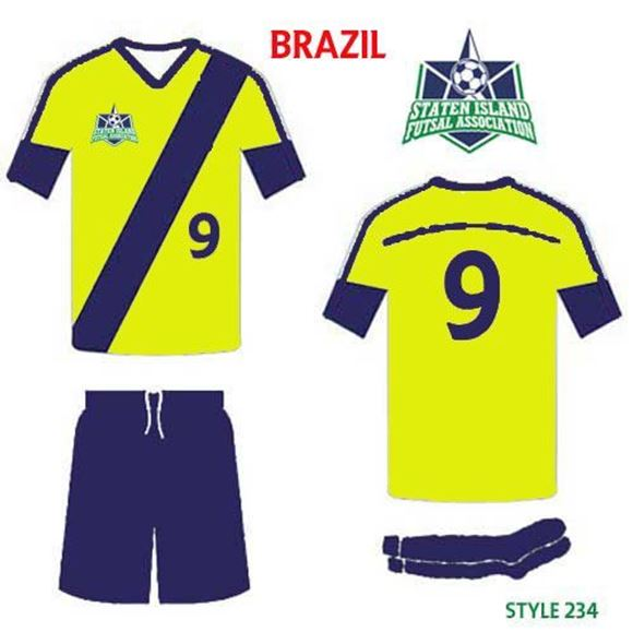 Picture of  Soccer Kit SIF234 Custom
