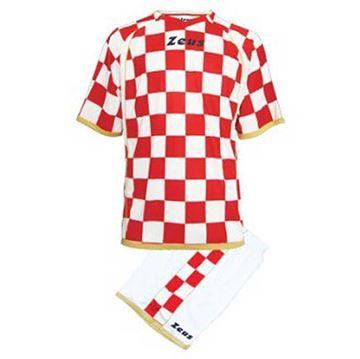 Picture of Zeus Soccer Kit Kroazia Blank