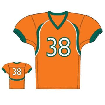 Picture of Foorball Jersey Style 325 Custom Elite Line