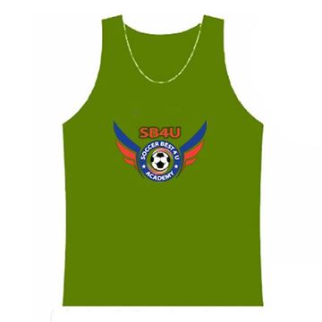 Picture of Training Vest Style SBA 905 Custom