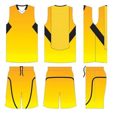 Picture of Basketball Kit Style 521 Custom