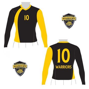 Picture of Soccer Jersey WAR 156 Custom Warriors