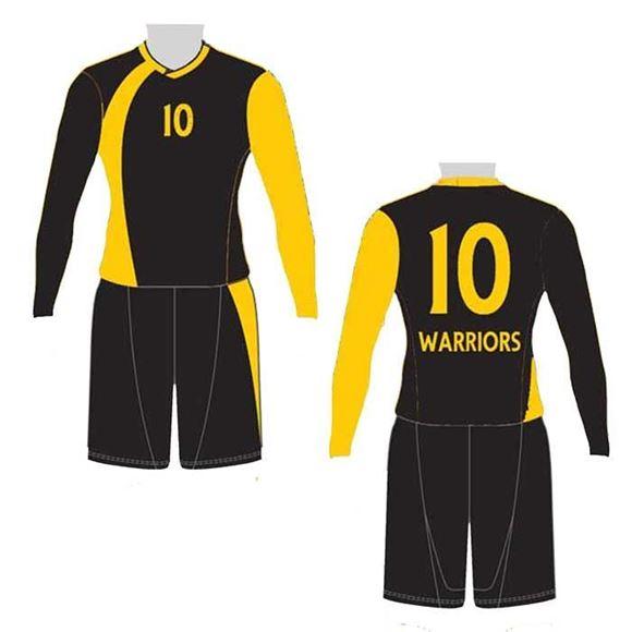 Picture of Soccer Kit WAR 156 Custom Warriors