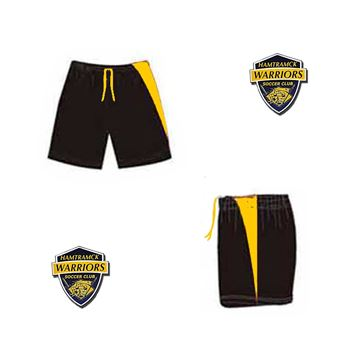 Picture of Soccer Shorts WAR 156 Custom Warriors