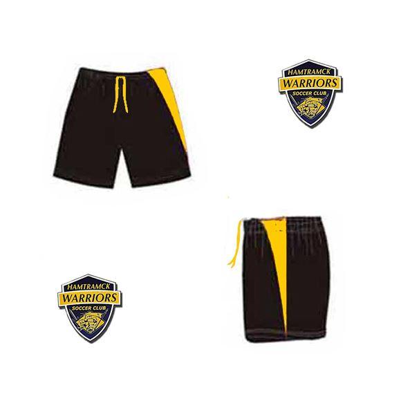 Picture of Soccer Shorts WAR 156 Custom Warriors