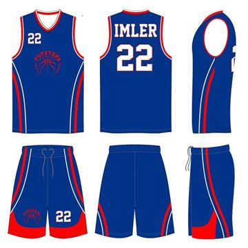 Picture of Basketball Kit IMR 508 Custom