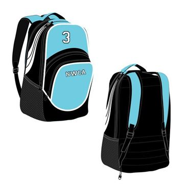 Picture of Back Pack Style NWC 913 Custom
