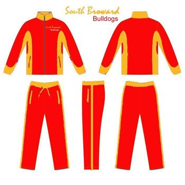 Picture of Warm-up Suit Style SBH 804 Custom