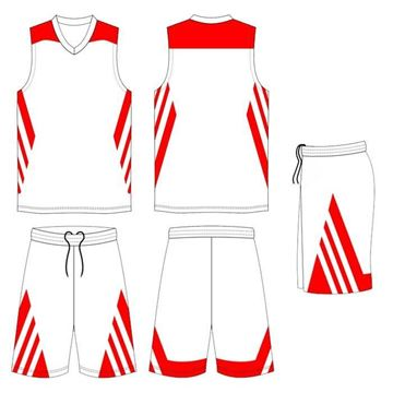 Picture of Basketball Kit Style 537 Custom