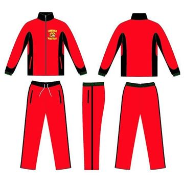 Picture of Warm-up Suit Style SAC 804 Custom