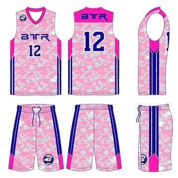 Picture of Basketball Kit BTR 565 Custom