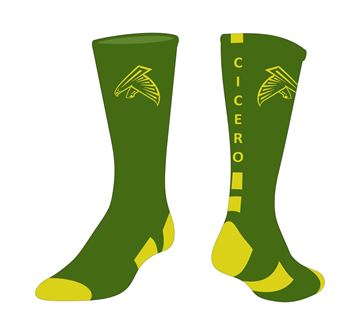 Picture of Sport Socks CIC 930 Custom