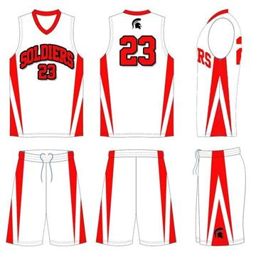 b62d94e05 Basketball Kit Style 506 Custom