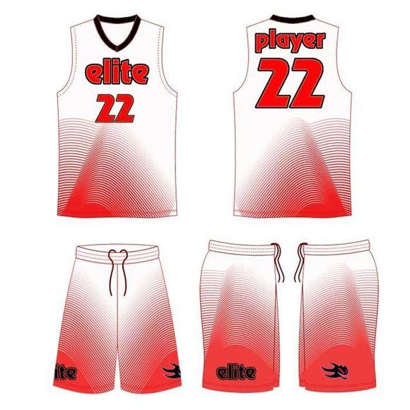 Nino Martini Basketball Kit Style 510 Custom