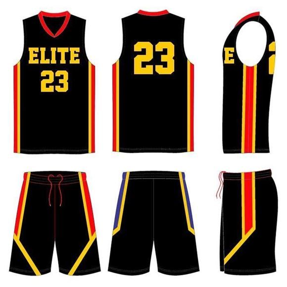 Picture of Basketball Kit Style 505 Custom