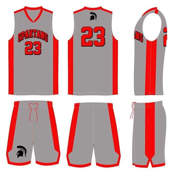 Picture of Basketball Kit Style SPS 514 Special