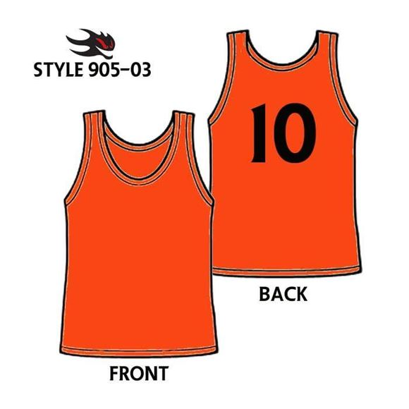 Picture of Training Vest Style 90503 Custom
