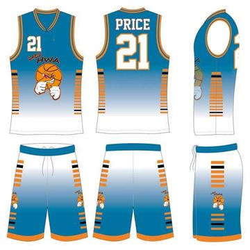 Picture of Basketball Kit HAR 5515 Custom