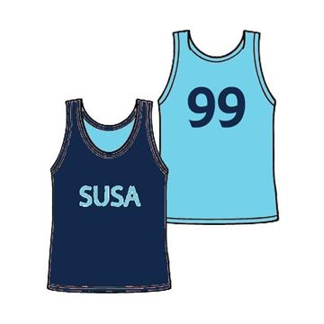 Picture of Training Vest Style SUS 90505R Custom