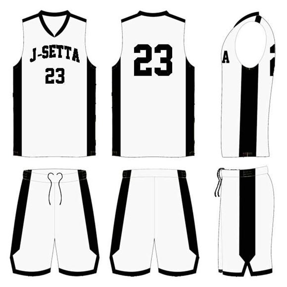 Picture of Basketball Kit Style JSE 514 Special