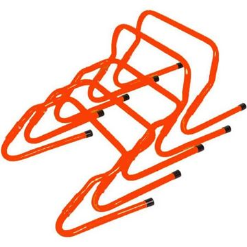 Picture of FSC Adjustable Soccer Training Hurdles