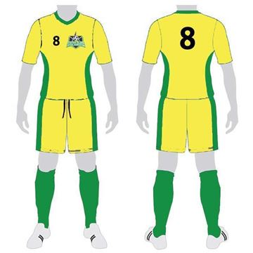 Picture of Soccer Kit SIF 103 Custom