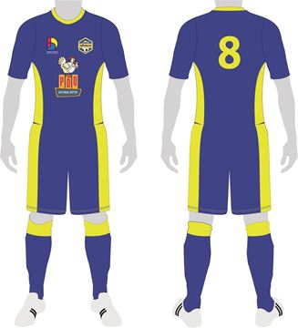 Picture of Soccer Kit TSC 103 Custom
