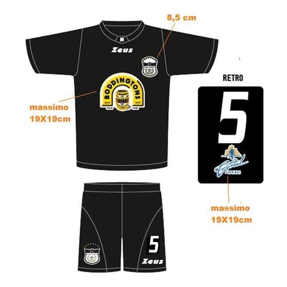 Picture of Soccer Kit BOD 10010 Custom