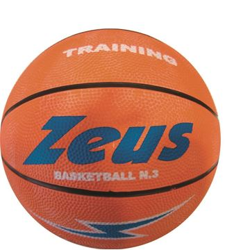 Picture of Basket Training Ball #3 Rubber