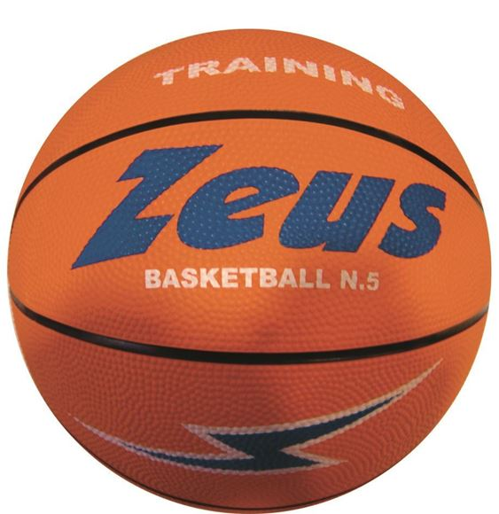 Picture of Basket Training Ball #5 Rubber