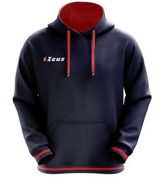 Picture of Zeus Hooded Pullover Sirio