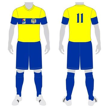 Picture of Soccer Kit TSC 109 Custom