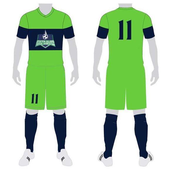 Picture of Soccer Kit SIF 109 Custom