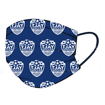 Picture of Custom Made Washable Face Masks - Style  TJAY746