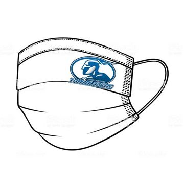 Picture of Custom Made Washable Face Masks - Style  OCU746