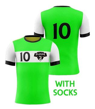 Picture of Game Jersey With Socks SUR109J Custom