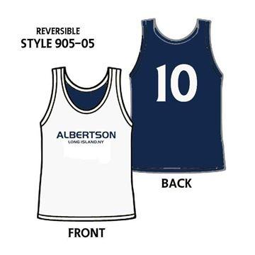 Picture of Training Vest Style ALB 90505R Custom