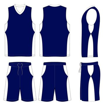 Picture of Basketball Kit Style  CCP 547 Custom